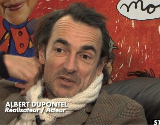 Albert Dupontel le vilain